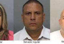 Nancy Aguilar, Salvador Aguilar, Idalberto Arias, miami, ocala, ocala news, ocala post