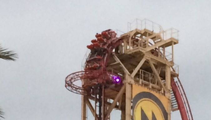 Rip Ride Rockit Roller Coaster, universal, orlando, ocala, ocala post, ocalapost