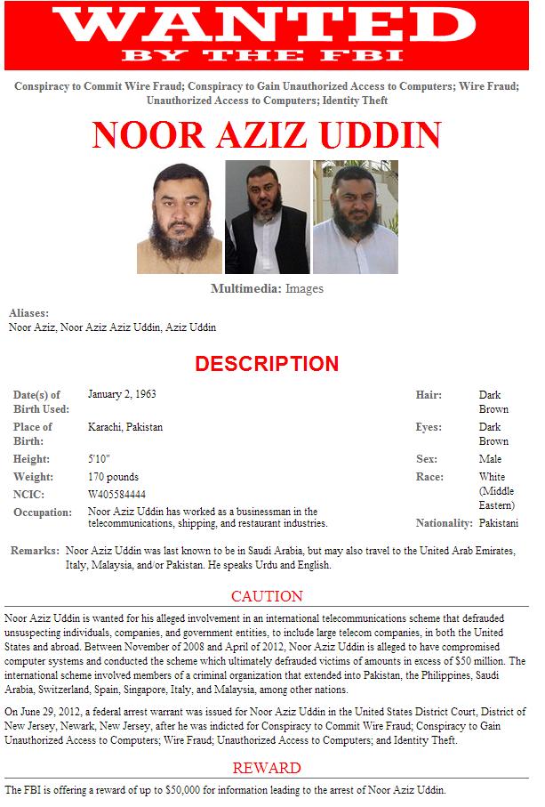 Noor Aziz Uddin