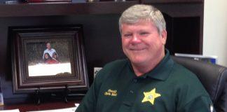 Marion County Sheriff Chris Blair, ocala, ocala post, ocala news, op