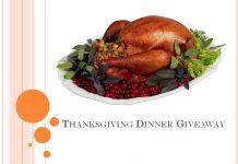 Thanksgiving Dinner Giveaway, ocala, ocala post, op, ocala news, symphony healthcare