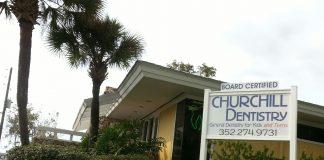 Churchill Dentistry Ocala, polliwog, ocala, ocala post