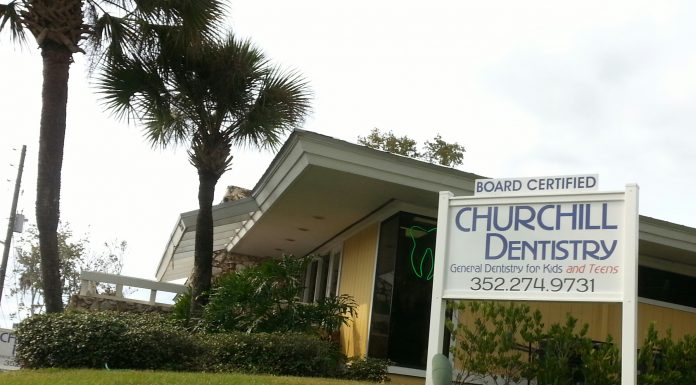 Churchill Dentistry Ocala, polliwog, ocala, ocala post