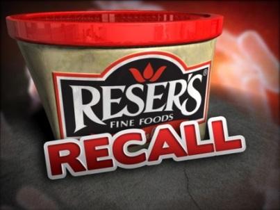 Food Recall Safety Health Alert