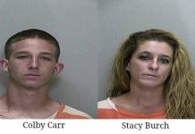 colby carr, stacy burch, ocala post, ocala news, op, ocala