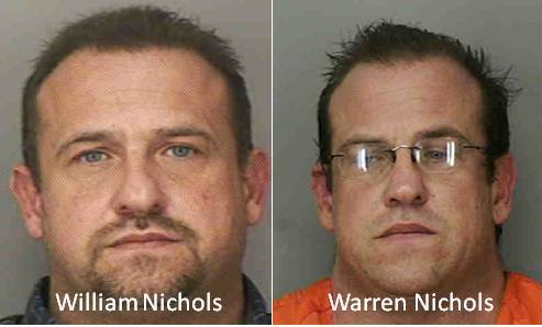 Paramedic & Deputy That Are Twin Brothers Arrested