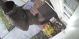 christmas theft, package on porch, ocala, ocala post, ocala news, op
