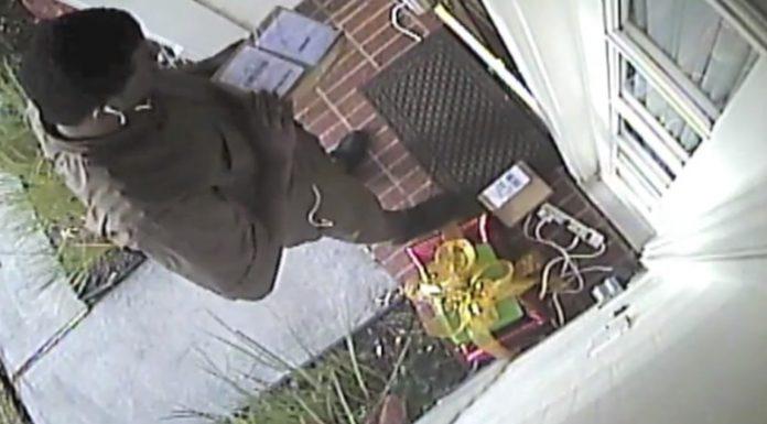 christmas theft, package on porch, ocala, ocala post, ocala news, op
