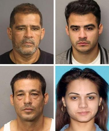 Four Arrested In New Jersey For Human Trafficking