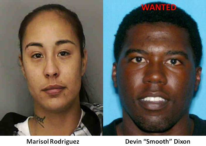 Human Trafficking Suspect Arrested; One On The Run