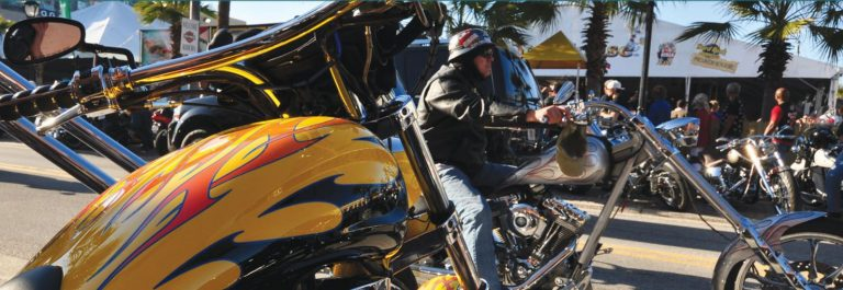 Daytona Beach Bike Week 2014