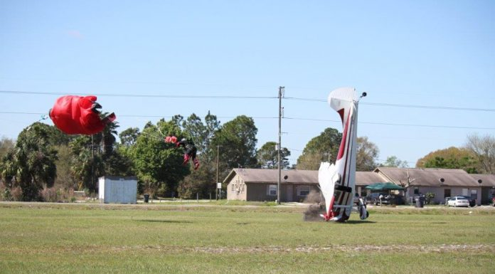 ocala news, polk county, skydiver