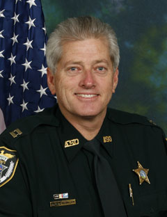 Captain fired from Alachua County Sheriff's Office