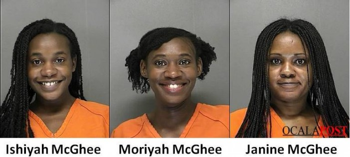 3 women severely beat a girl after school meeting