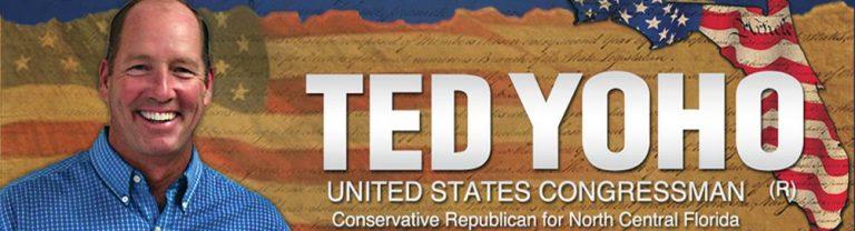 Florida Congressman Ted Yoho Wants Obama Impeached