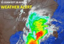 weather alert, marion county
