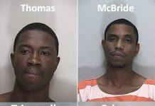 Marion County, Ocala car burglaries