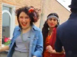 """Iranian Students Pharrell Williams' song """"Happy"""""""