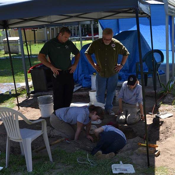 Human Remains Found In An Ocala Backyard