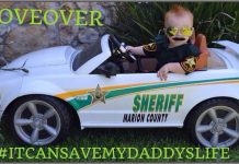 Marion County Florida, Moveover, Mover over