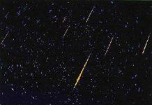 meteor shower 2014