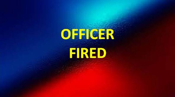 Ocala police officer fired following Internal Affairs investigation