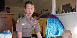 Trooper Chelsea Richard Funeral