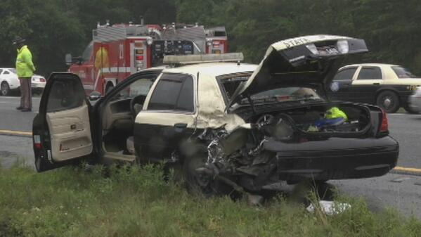 I-75 Accident in Ocala/Marion County