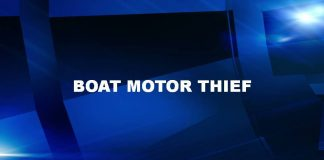 ocklawaha boat motor thief