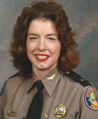 Eileen Powell, Florida Highway Patrol, FHP