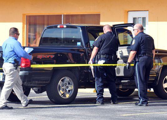 Rockledge, Florida, baby left in truck dies