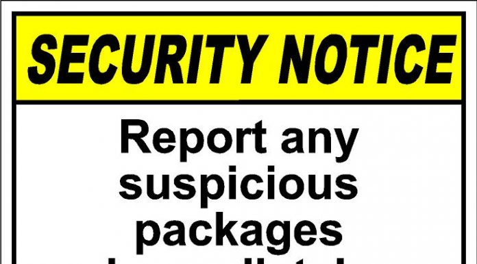 Suspicious packages, Marion County