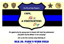 cops kids and firefighters