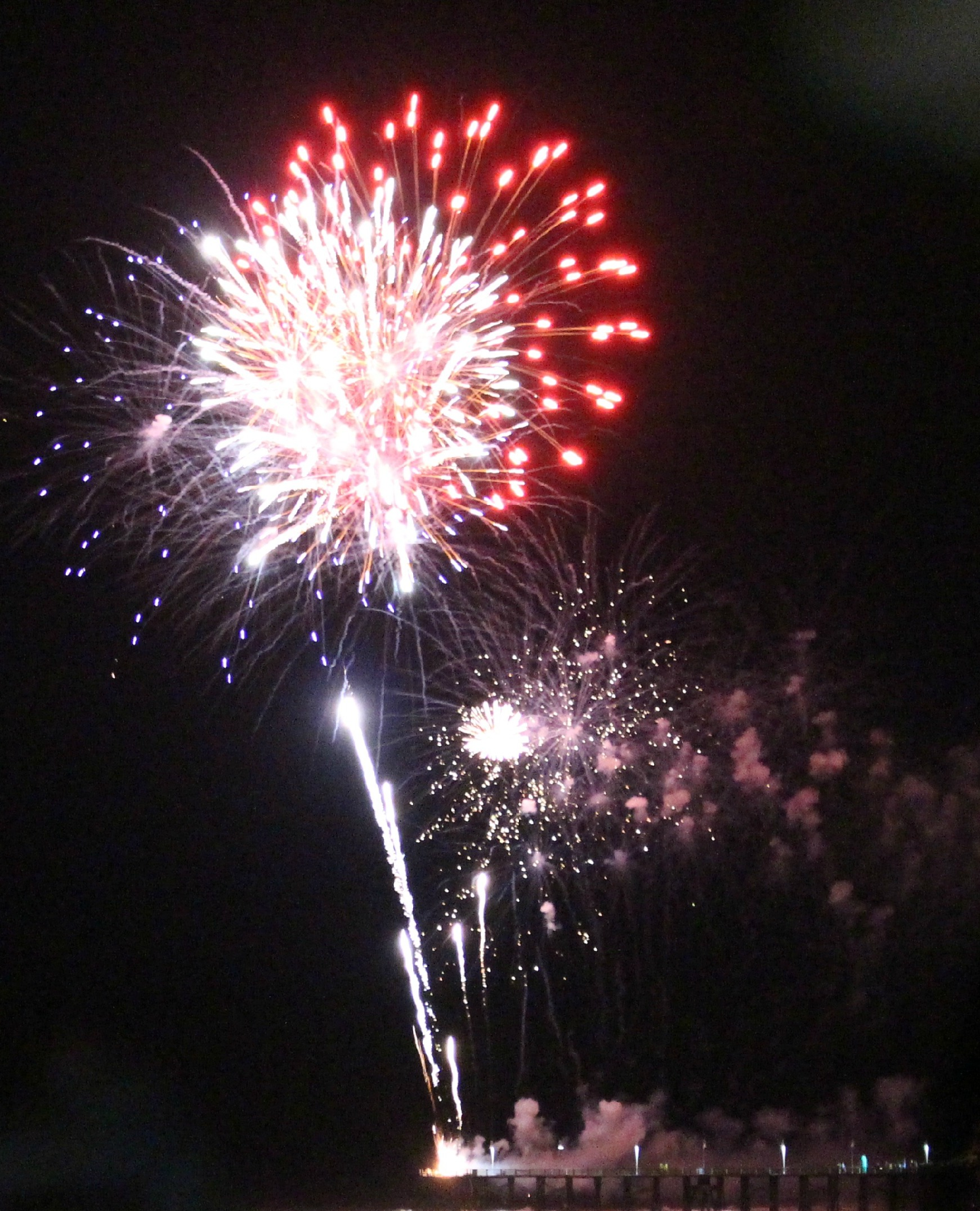 daytona beach fireworks