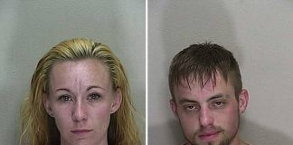 belleview meth lab bust