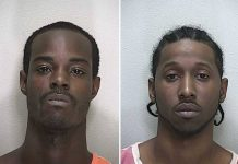 Malik Jones [left] and Rickey Brown [Mugshots], belleview shooting