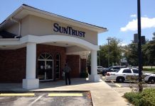 SunTrust Bank Robbery Citrus County