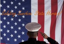 Tampa's Lowry Park Zoo, military, saluting sunshine state heros