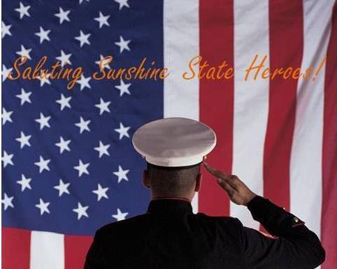 Tampa's Lowry Park Zoo, military, saluting sunshine state heros