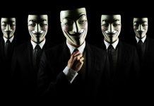 anonymous, police, Operation Ferguson #OpFerguson