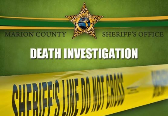 decomposing body found, marion county