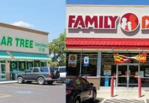 dollar tree, family dollar, dollar general