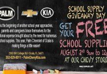 Free School Supplies, Ocala