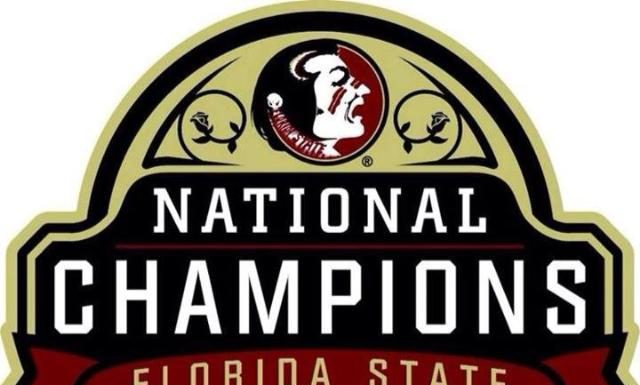 FSU is number one, football,