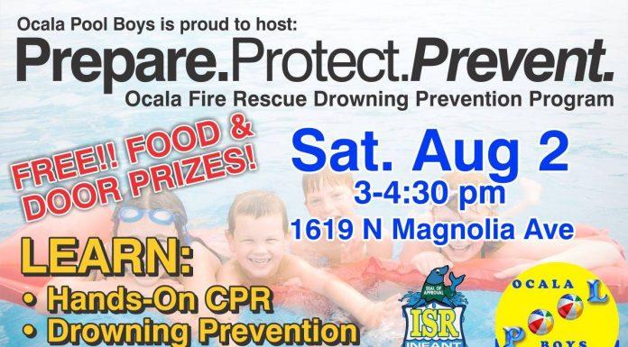 Free event in Ocala, Ocala Pool Boys, Swimming