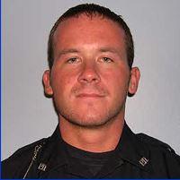 Officer Brandon Roberts, waldo police, speed trap