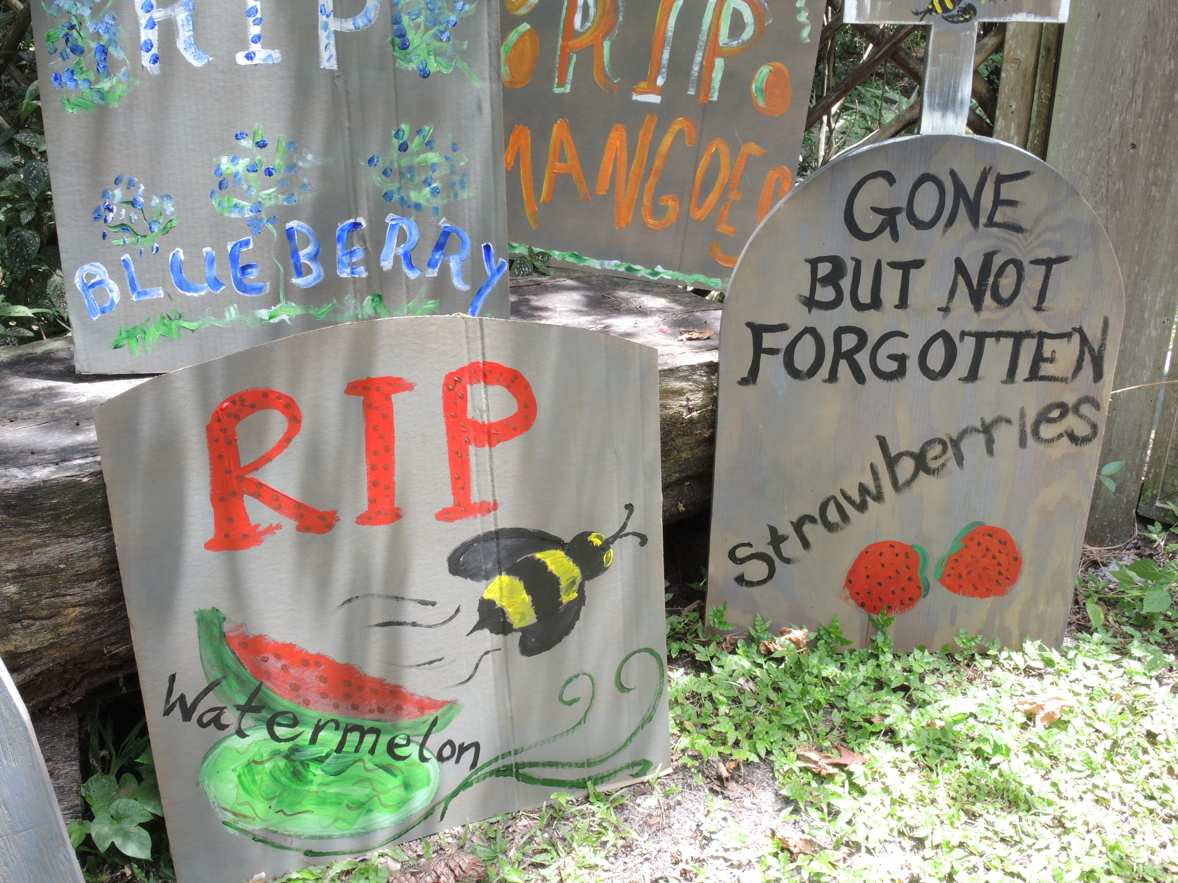 BEE rally, MONSANTO, marion county, ocala news
