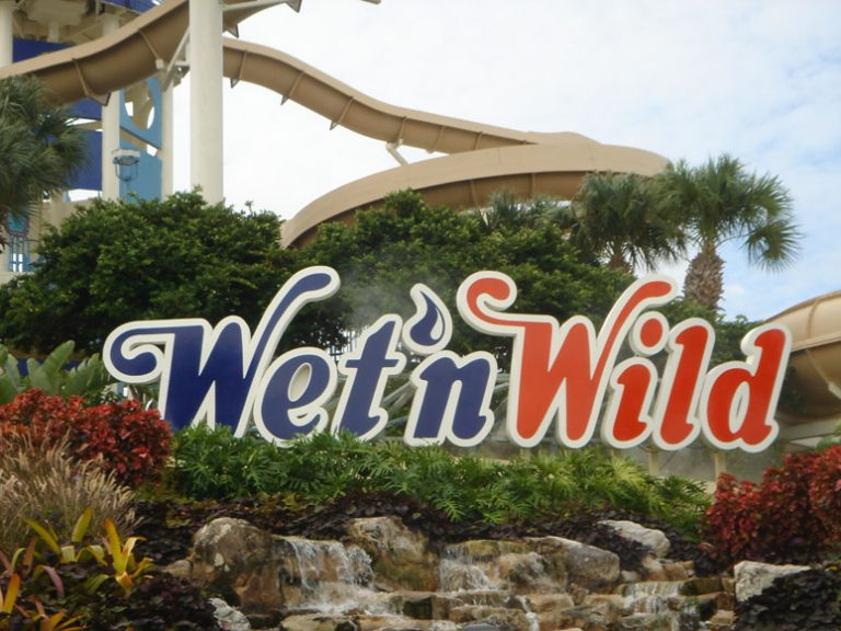 Accident at Wet 'n Wild