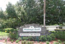 Windward Knoll 55+ community