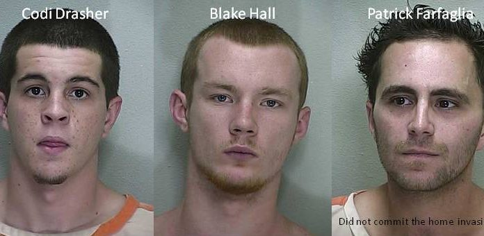 home invasion summerfield, ocala news, marion county news